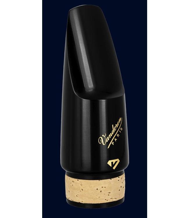 Vandoren Vandoren BD5 Black Diamond Ebonite Bass Clarinet Mouthpiece