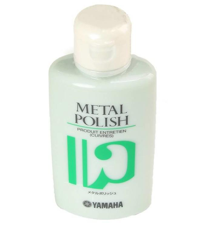 Yamaha Metal Polish; Yamaha; 110 ml