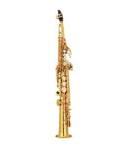 Yamaha Yamaha Custom Z Soprano Saxophone, YSS-82ZR