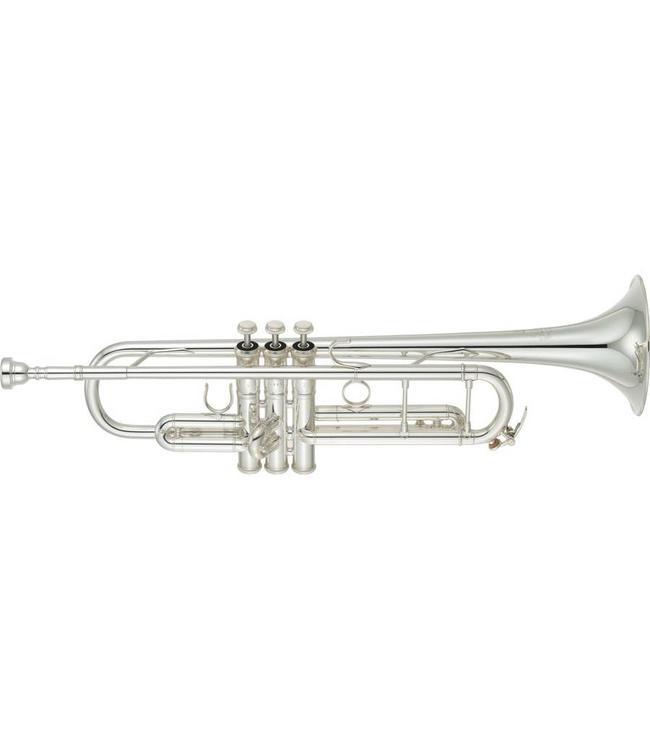 "Yamaha Yamaha Xeno Artist Model ""Chicago"" Trumpet, YTR-9335CHSII"