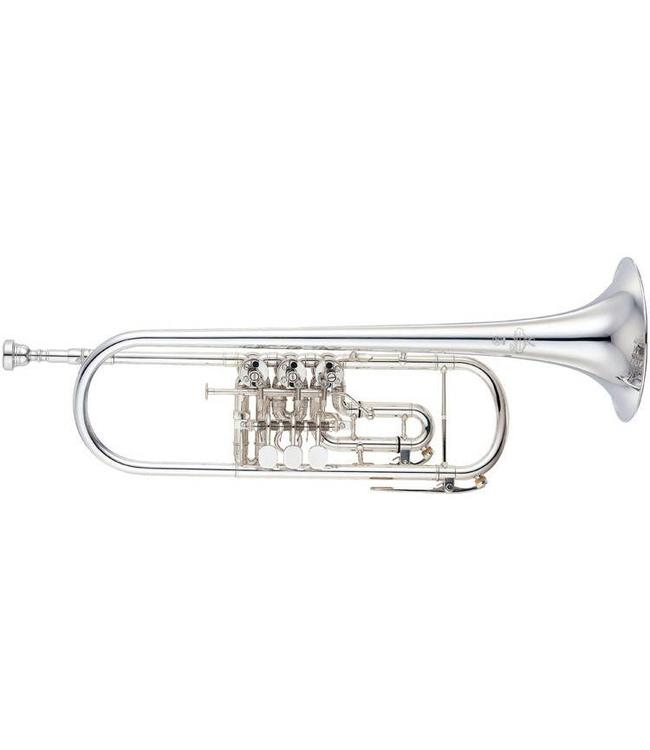 Yamaha Yamaha Custom Rotary Bb Trumpet, YTR-938FFMS