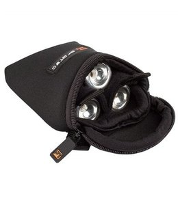 Protec Protec Trumpet 3 Piece Neoprene Mouthpiece Pouch