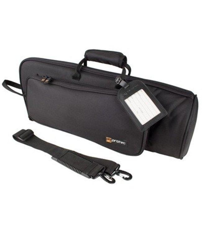 Protec Protec Trumpet Bag Silver Series Black