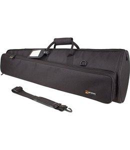 Protec Protec Tenor Trombone Bag Silver Series Black
