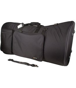 "Protec Protec Tuba Bag -Up to 22"" Bell - Gold Series Black"