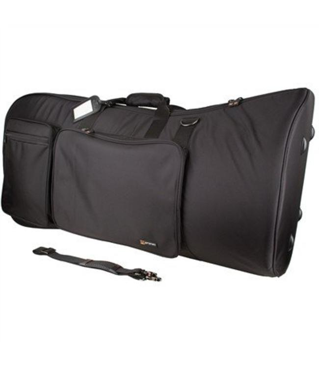 "Protec TUBA BAG -UP TO 22"" BELL - GOLD SERIES BLACK"
