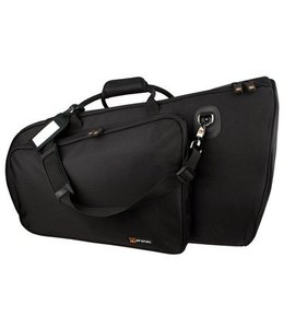 Protec Protec Euphonium Bag (Bell Up) - Gold Series Black