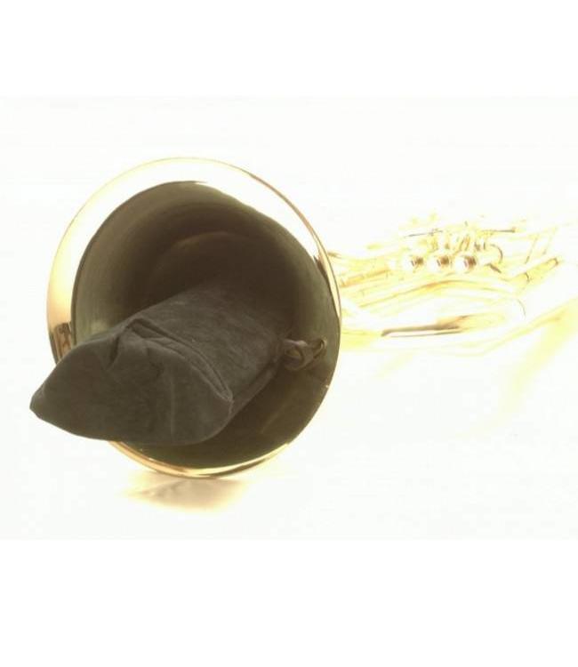 Deg Deg Handy Tuba Rest carrying pouch - fits in bell