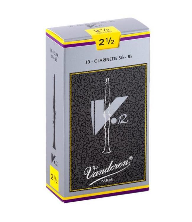Vandoren Vandoren Bb Clarinet V12 Reeds