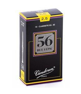 Vandoren Vandoren Bb Clarinet 56 Rue Lepic Reeds