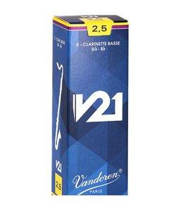 Vandoren Vandoren Bass Clarinet V21 Reeds