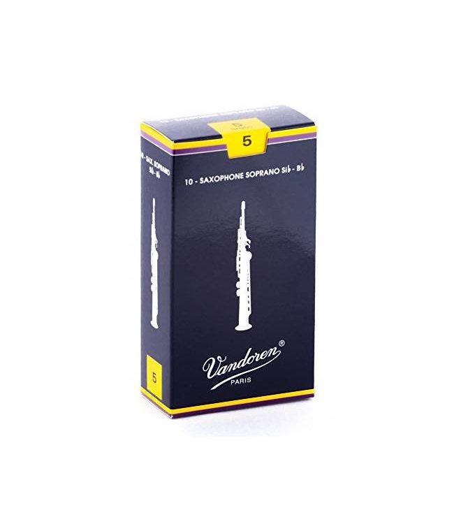 Vandoren Vandoren Soprano Sax Traditional Reed
