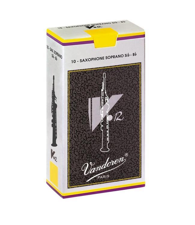 Vandoren Vandoren Soprano Sax V12 Reeds