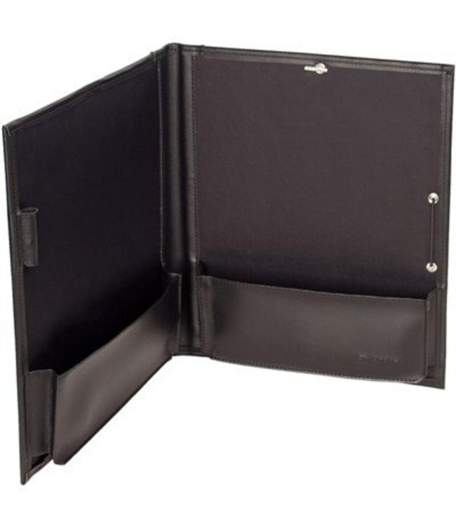 Protec Protec Elastic Band Music Folder Black