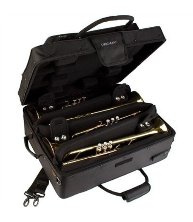 Protec Protec Quad Trumpet IPAC Case