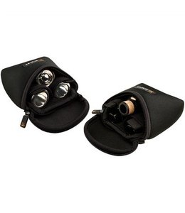 Protec Protec Trombone/Alto Sax/Clarinet 3 Piece Mouthpiece Pouch