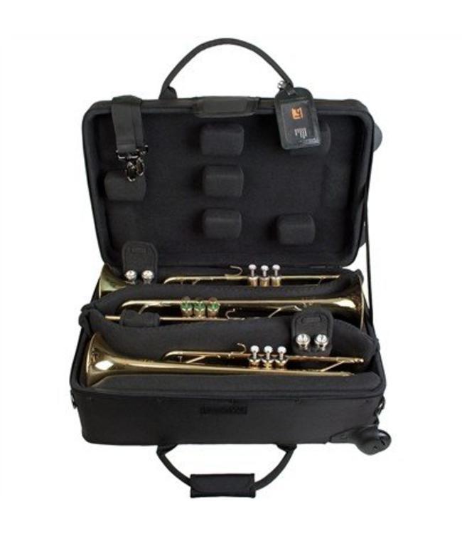 Protec Protec Triple Trumpet IPAC Case