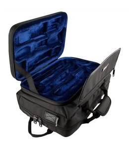 Protec CLARINET LUX MESSENGER PRO PAC CASE BLACK