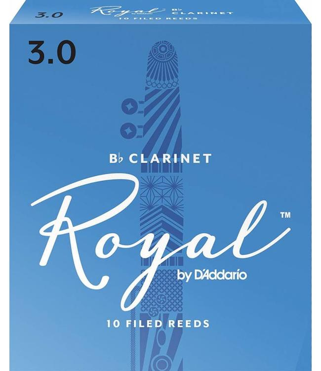 Rico Rico Royal Clarinet Reeds Box of 10