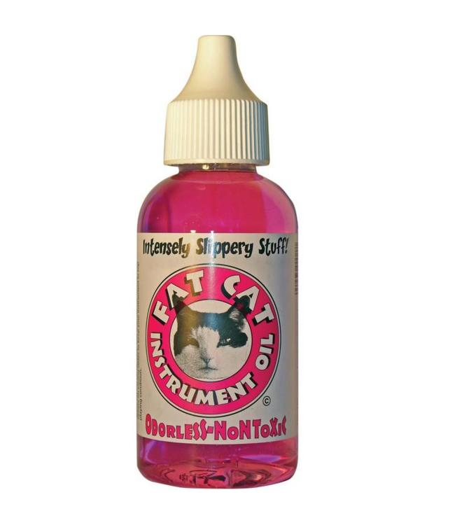 Fat Cat Fat Cat Valve Oil 2oz Bottle