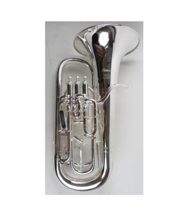 "Willson Willson ""Celebration"" 2960ST Euphonium, Trigger and Case, SIlver Plate"