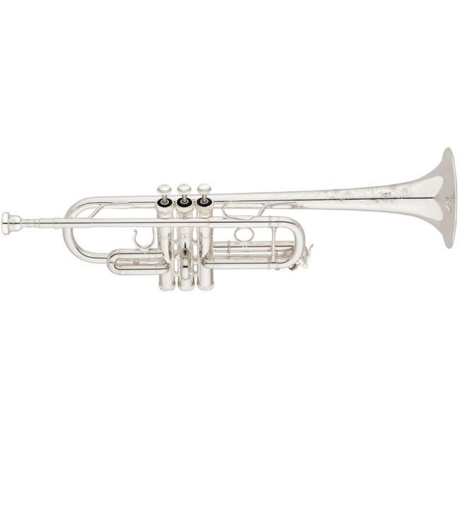 Shires S.E. Shires Model 4F C Trumpet