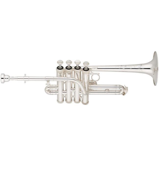 Shires S.E. Shires Model 9Y Bb/A Piccolo Trumpet