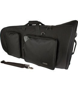 Protec Protec SMALLER TUBA BAG - PLATINUM SERIES BLACK