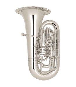 Miraphone Miraphone Siegfried 98 BBb Tuba Silver Plate