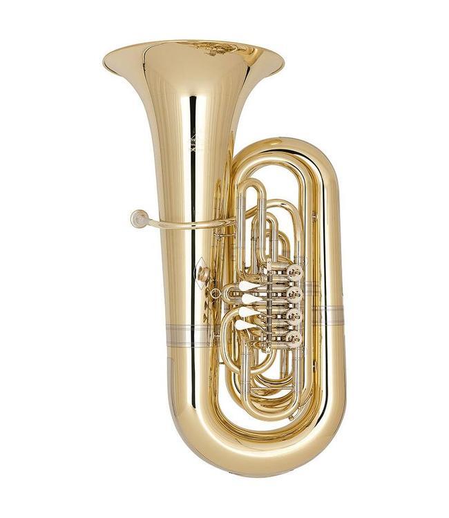 Miraphone Miraphone Hagen BB496-4V BBb Tuba