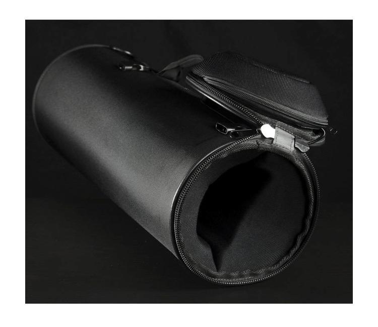 Torpedo Bags Bag Outlaw Single Black Fabric Trumpet Case Dillon Music