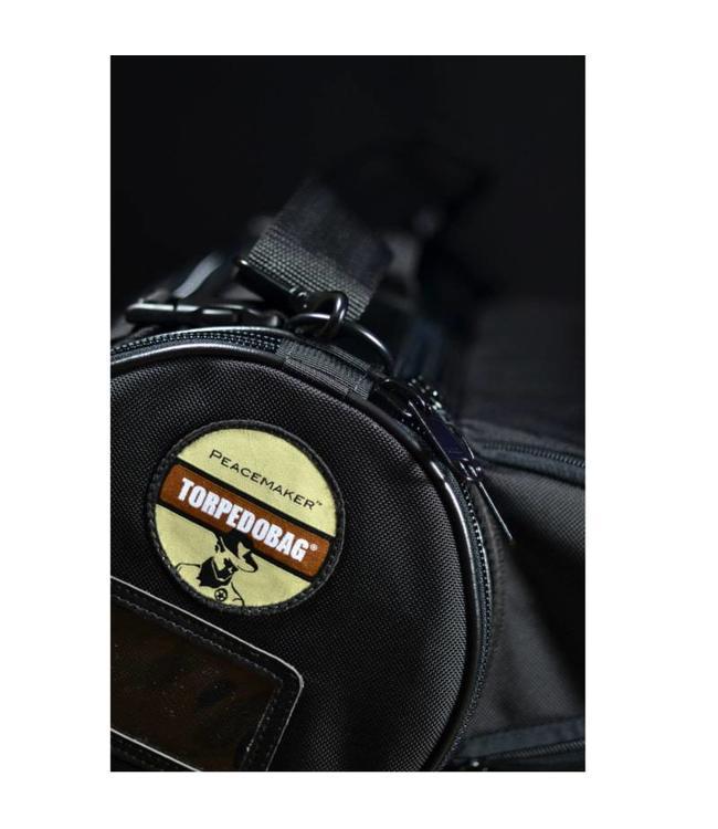 Torpedo Bags Torpedo Peacemaker  With Chuckwalla Single Trumpet Case