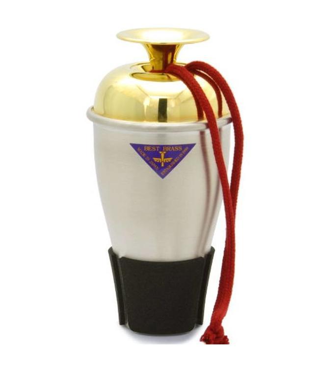 Best Brass Best Brass PotStop French Horn Stopping Mute