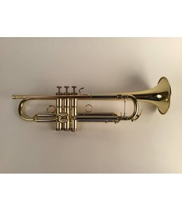 Charlie Melk Used Charlie Melk Bb Trumpet in Lacquer