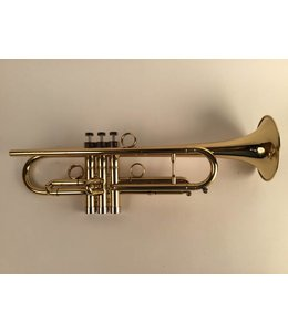 John Packer Used JP (John Packer) by Taylor Bb Trumpet in Lacquer