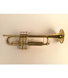 Shires Used S.E. Shires model ALWF Bb Trumpet in raw brass