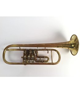 Amati Used Amati Kraslice Model Bb Rotary Trumpet
