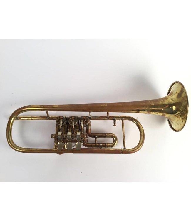 Amati Used Amati Kraslice Model Bb Rotary Trumpet