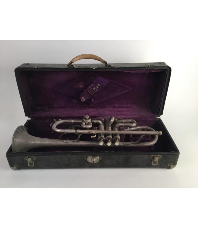 Couturier Used Couturier Conical Bore Trumpet in Bb/A