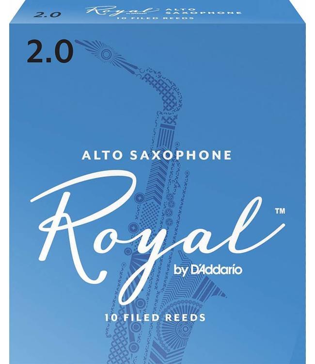 Rico Rico Royal Alto Saxophone Pack of 10