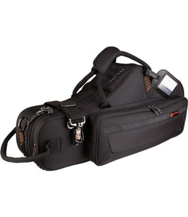 Protec Protec Alto Saxophone Contoured Pro Pac Case with Flute Pocket