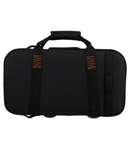 Protec Protec Curved Soprano Saxophone Pro Pac Case Black