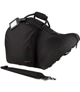 Protec Protec Fixed Bell French Horn Contoured Pro Pac Case Black