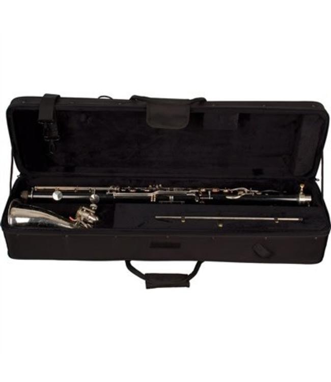 Protec Protec Bass Clarinet (Low Eb) Pro Pac Case Black