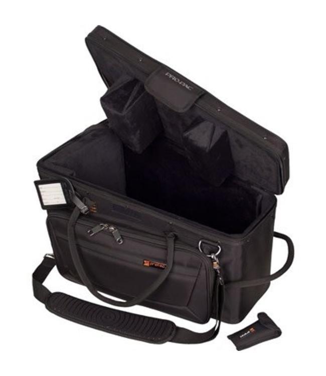 Protec Protec Mellophone / F-Marching Alto Pro Pac Case Black