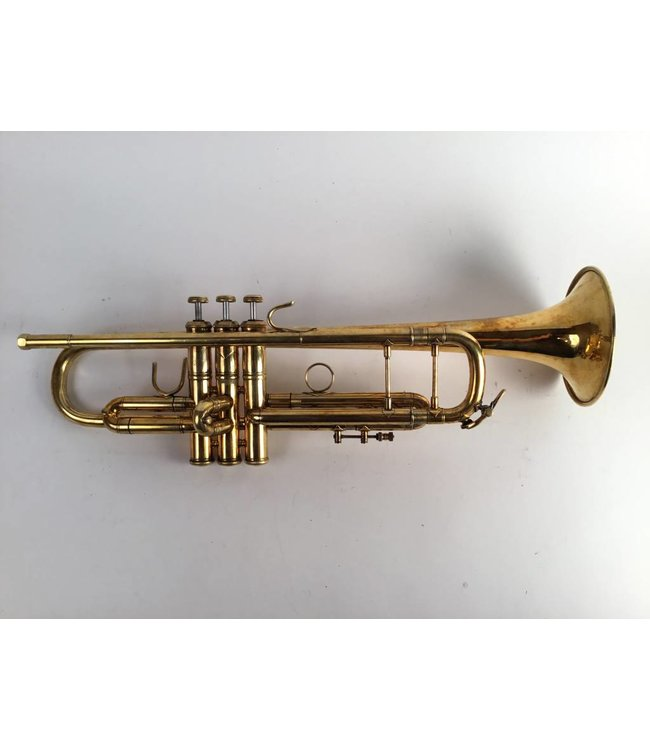 Bach Used Bach 43-Gold Plate Bb Trumpet