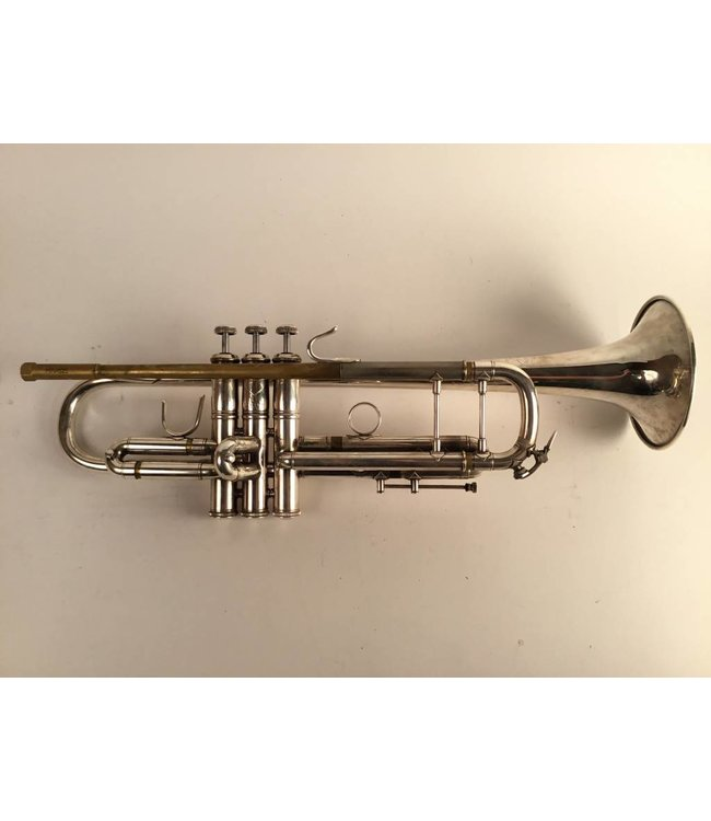 Bach Used Bach 25 in Silver Plate Bb Trumpet