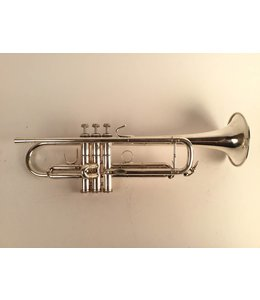 Cannonball Used Cannonball 725 Bb trumpet in Silver Plate