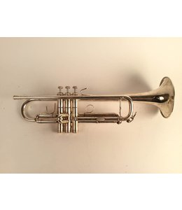 Cannonball Used Cannonball 789RL Bb Trumpet in Silver Plate