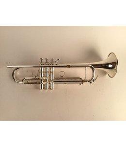 Jupiter Used Jupiter XO JTR-1600IS Roger Ingram model Bb trumpet in silver plate